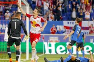 Highlights: New York Red Bulls 2 - San Jose Earthquakes 0