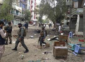 Isis in Afghanistan: Group claims responsibility for Jalalabad suicide bombing that killed 30